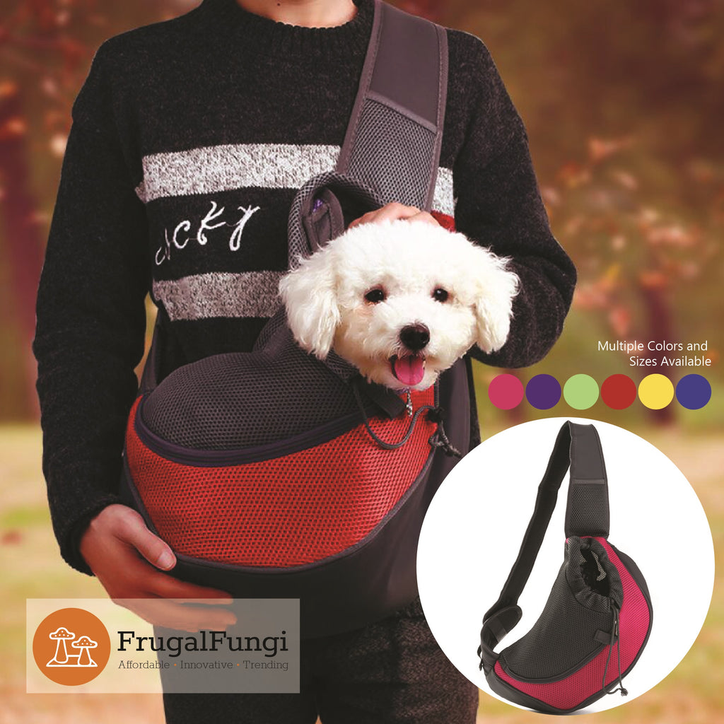 Pet Body Sling Bag