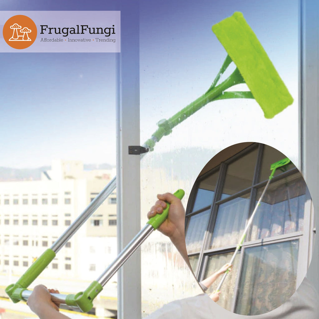 Telescopic High Rise Multipurpose Cleaning Tool
