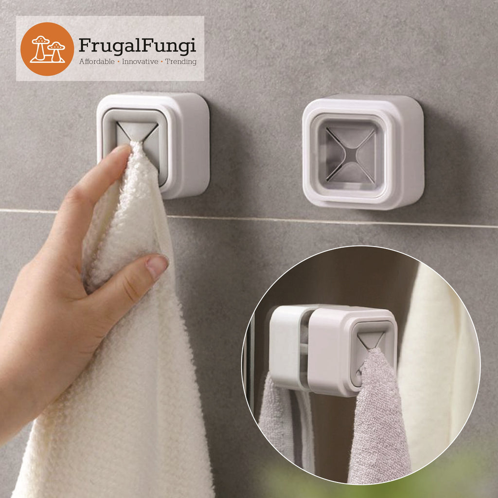 Creative Towel Mounts - Square