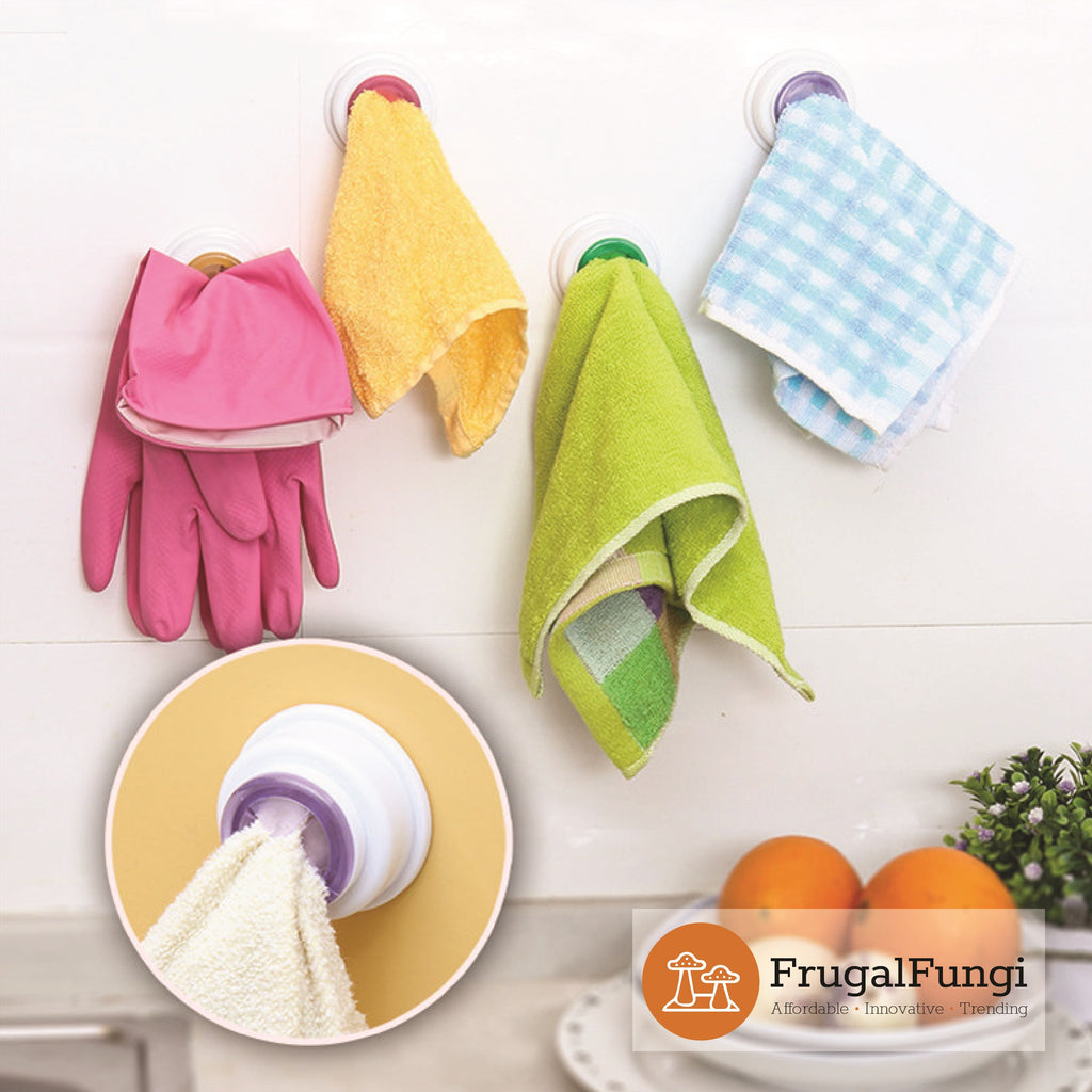 Creative Towel Mounts - Circular