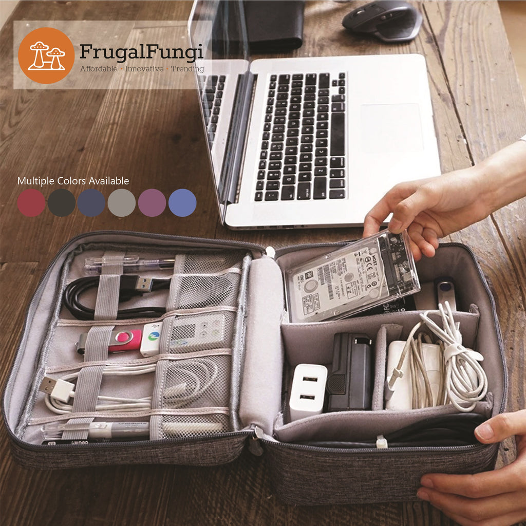 Digital Accessories Bag