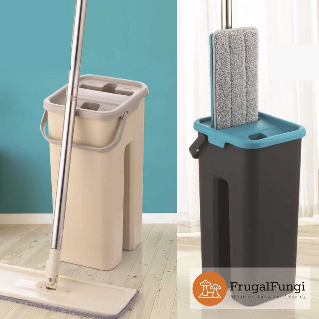 EZ-DRY Panel Mop & Bucket