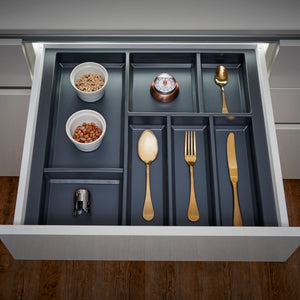 Move and Switch Cutlery Inserts - get your drawers organised to suit you!