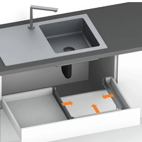 Fixol Sink Drawer