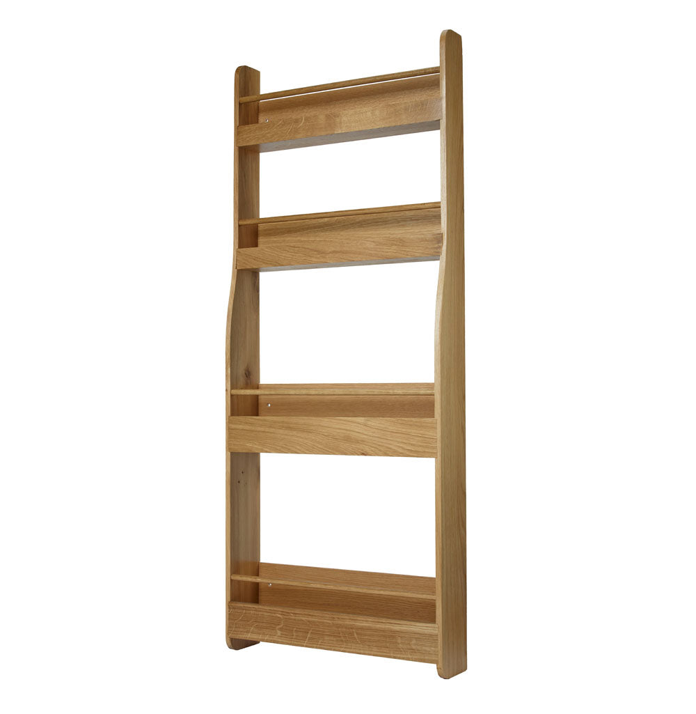 Oak Storage Rack