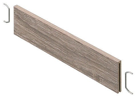 Blum Ambia-Line 200mm Cross Divider Bardolini Oak