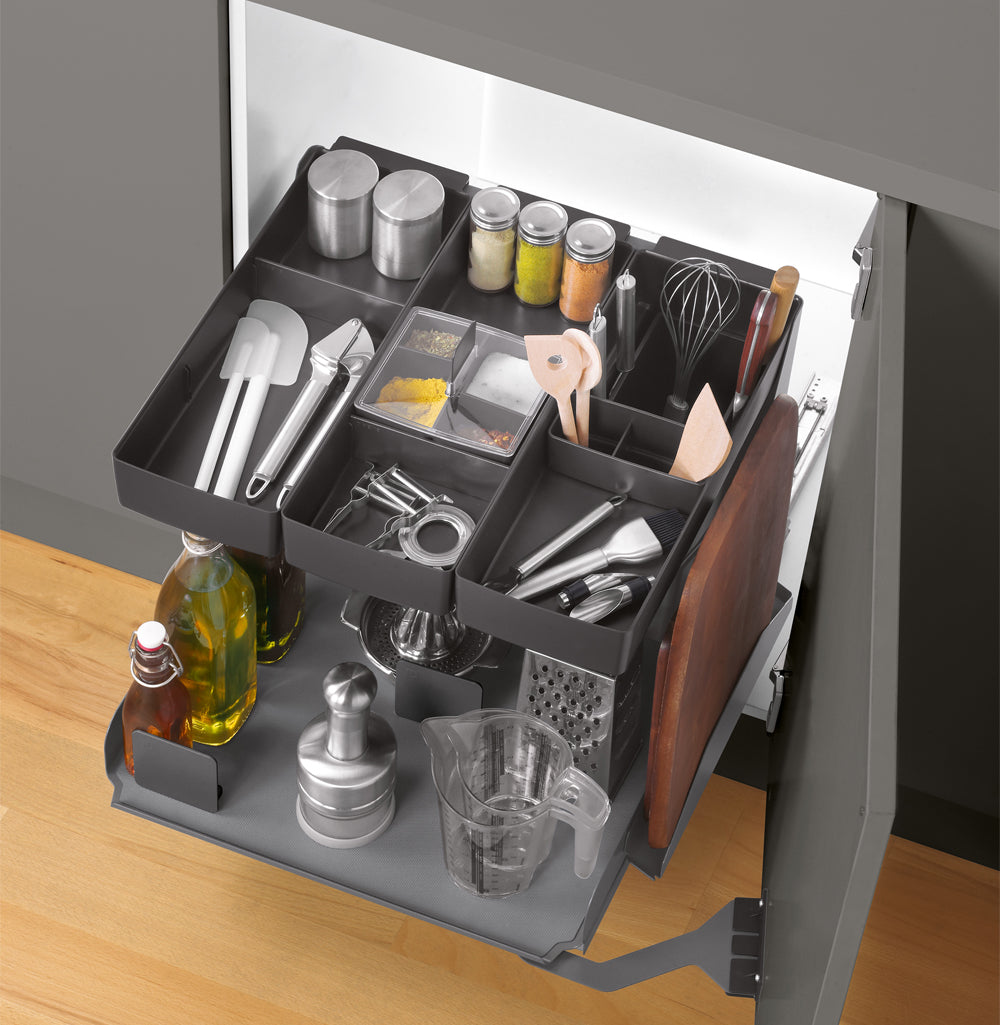 Peka Kitchen Tower Anthracite