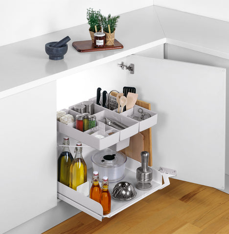 Peka Kitchen Tower White
