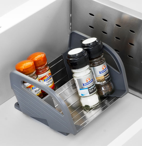 Blum Orga-Line Spice Holder Stainless Steel