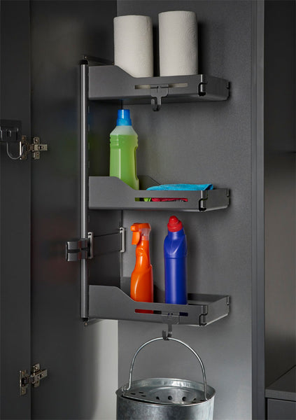 Peka Sesam Cleaning Cupboard Organiser  Shelf