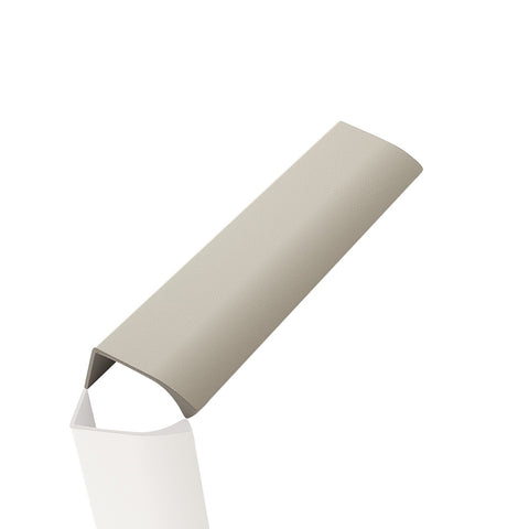 Edge Straight Profile Handle - Cashmere Grey