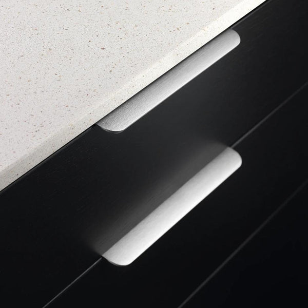 Edge Round - Stainless Steel Look