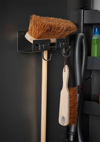 Peka Sesam Cleaning Cupboard Organiser   Broom Holder