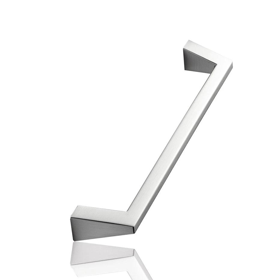 Pyramid Handle - Stainless Steel Look