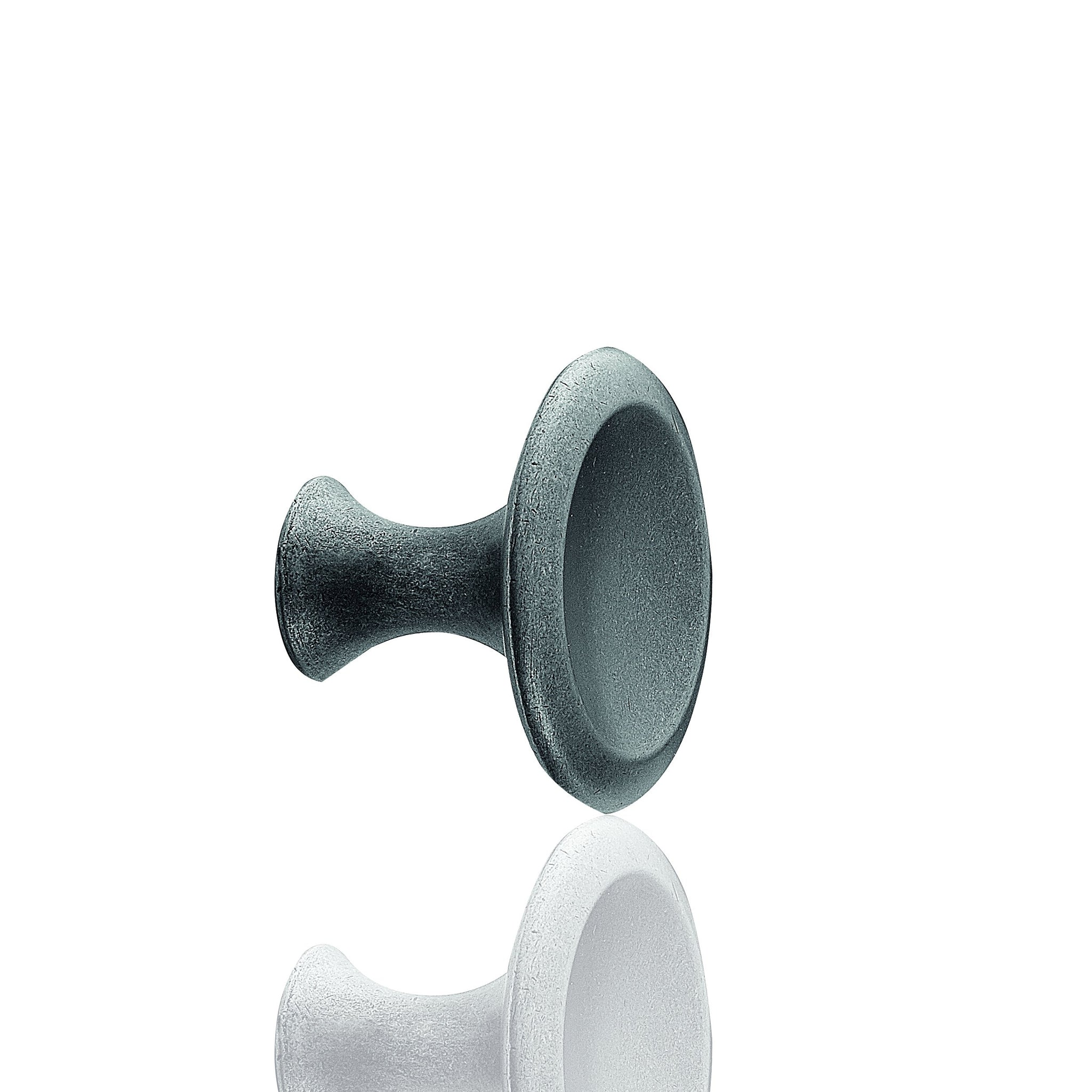 Bell Knob Antique Grey