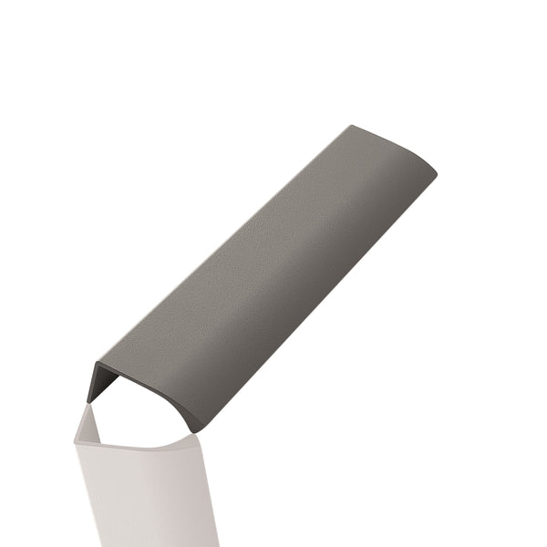 Edge Straight Profile Handle - Dust Grey