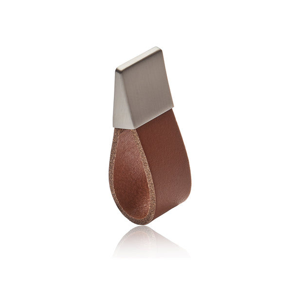 Safari Tab Handle Leather - Various Finishes