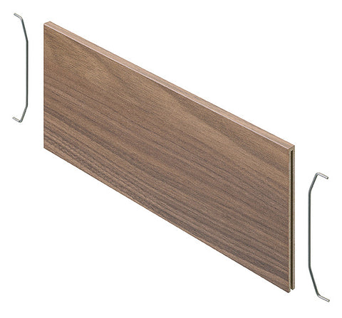 Blum Ambia-Line Box Cross Divider Tennessee Walnut