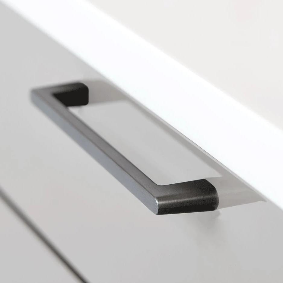 Diner Handle - Brushed Anthracite