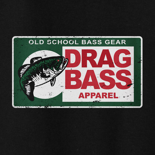 Drag Men's Big Chief Black 8.5oz Hoodie
