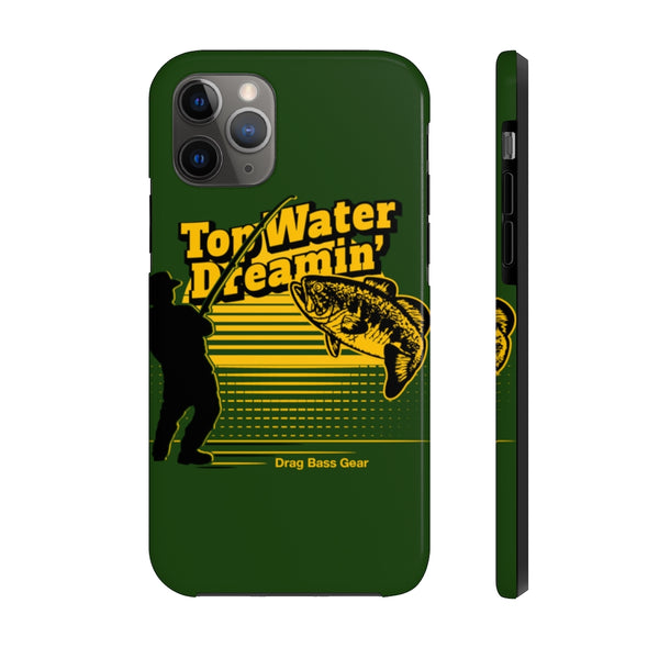 Drag Bass Gear Top Water Dreamin' Tough Phone Case