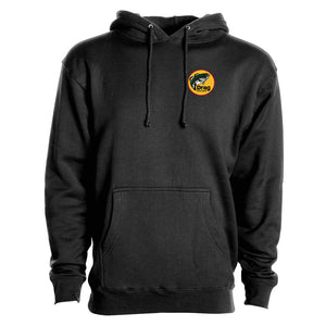 Drag Men's Logo 10oz Heavy Duty Hoodie - Multiple Colorways