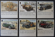 Jersey 1998 Vintage Cars SG905-910 set of 6 values unmounted mint (see scan, these are the stamps you will receive)