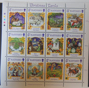 GUERNSEY 1986 CHRISTMAS SG381-392 MNH SET 12 VALUES