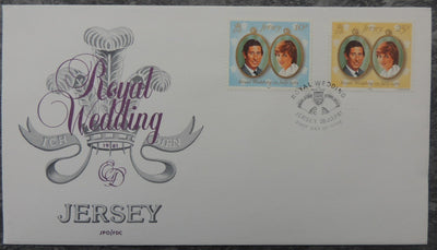 Jersey 1981 Royal Wedding