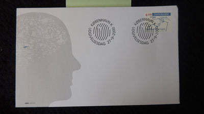 Denmark 2000 FDC cerebral palsy association disease good used