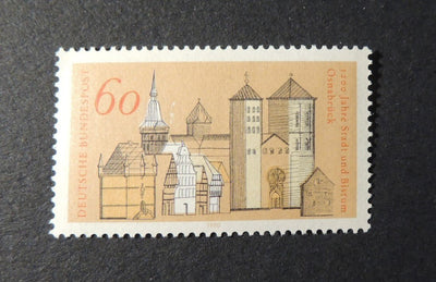 Germany 1980 1200th anniversary osnabruck sg1915 MNH