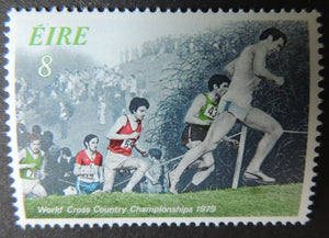 Ireland 1979 world cross country championships sport sg438 1v MNH