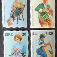 Ireland 1983 handicrafts sg571-4 4v MNH