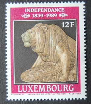 Luxembourg 1989 150th anniversary of independance 1 value MNH