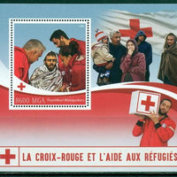 Madagascar 2016 Red Cross Souvenir Sheet