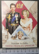Togo 2013 diana frances spencer royalty prince charles s/sheet mnh
