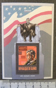 Guinea 2013 cinema lincoln daniel day-lewis americana s/sheet mnh