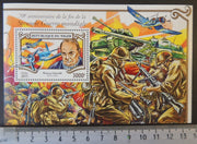Niger 2015 world war ii churchill aviation tanks s/sheet mnh