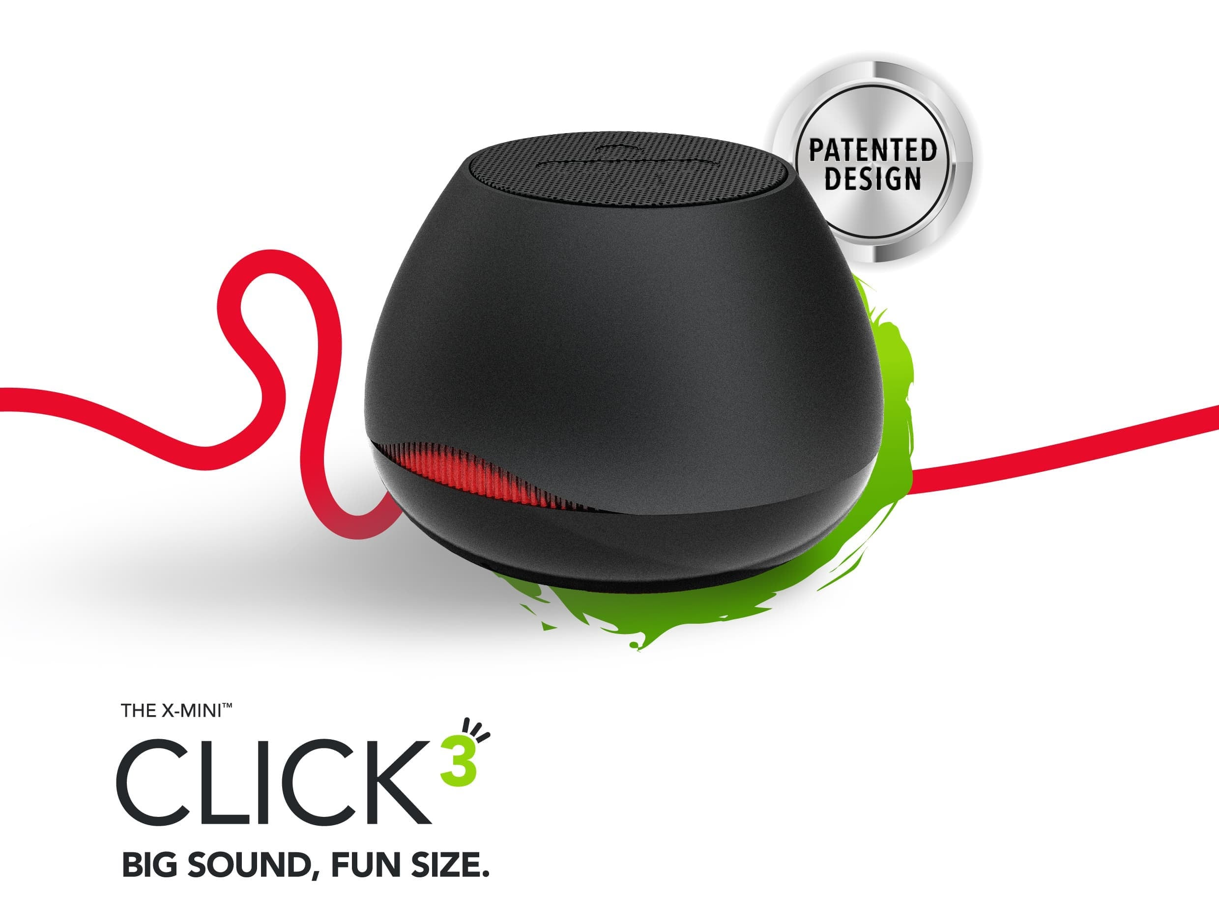 X-mini-Click-3-True-Wireless-Portable-Bluetooth-Stereo-Speaker