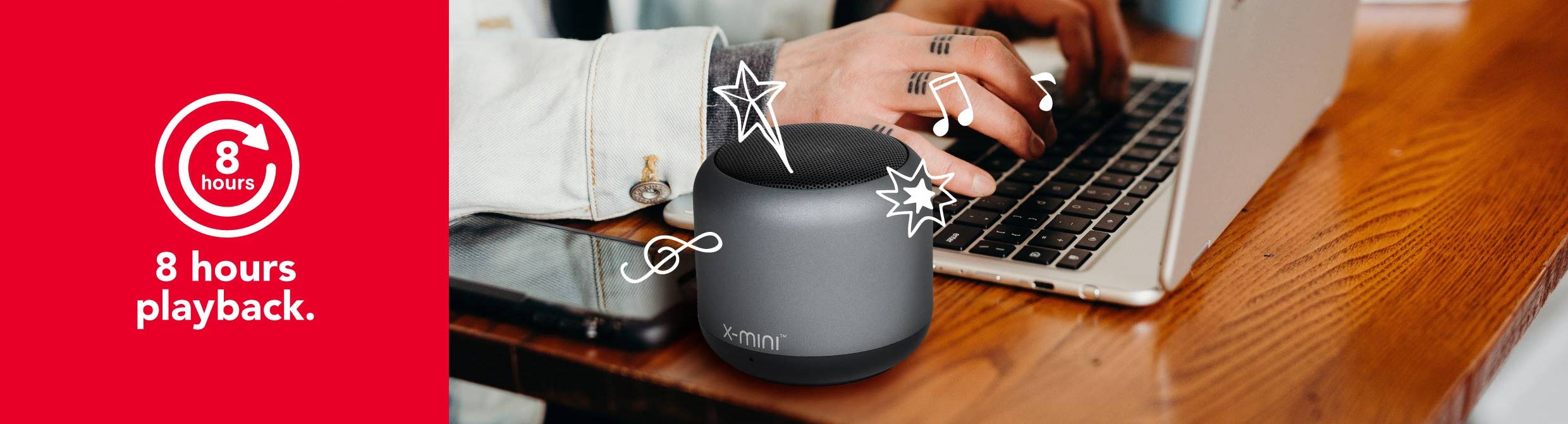 X-mini-Kai-X2-True-Wireless-Portable-Bluetooth-Speaker-8-hours-playback