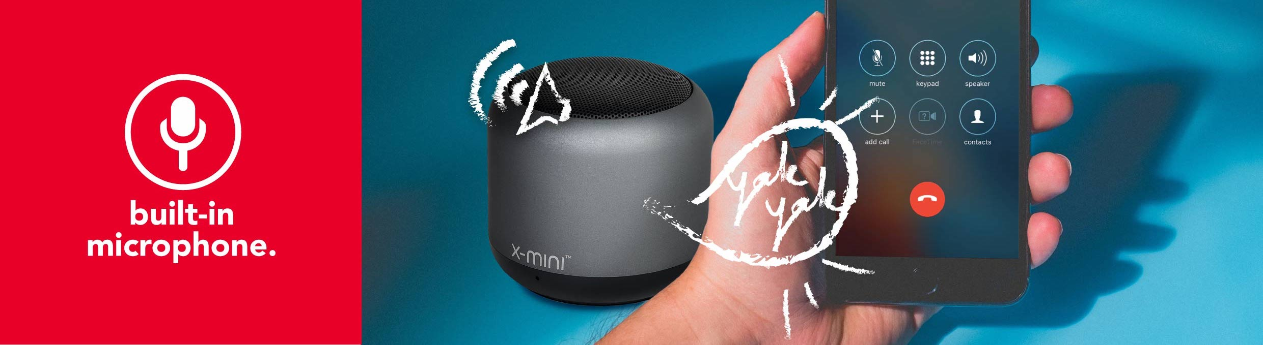X-mini-Kai-X2-True-Wireless-Portable-Bluetooth-Speaker-Built-In-Microphone