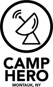 Camp Hero vinyl decal bumper sticker Montauk Project Humor Conspiracy theory