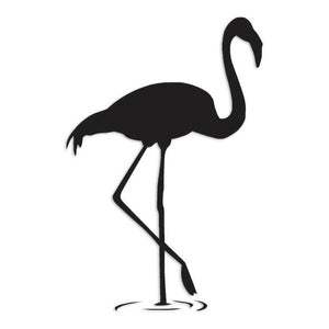 Flamingo Bird Decal Sticker