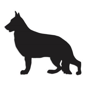 German Shepherd Dog Decal Sticker