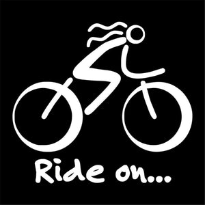 Ride On Bicycle Sport
