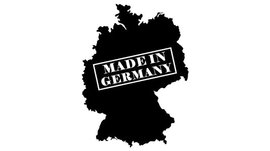 made in germany sticker map