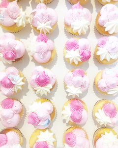Powder Puffs - Mini Cupcakes