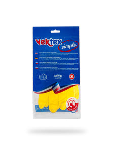 Vektex Simple rukavice úklidové 1 pár, vel. XL