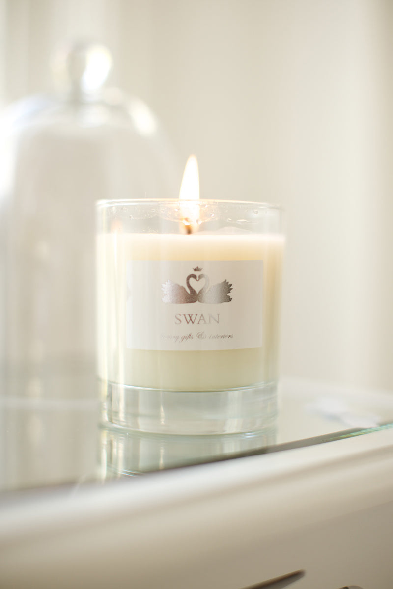 SWAN Boutique Candle - Lavender & Chamomile