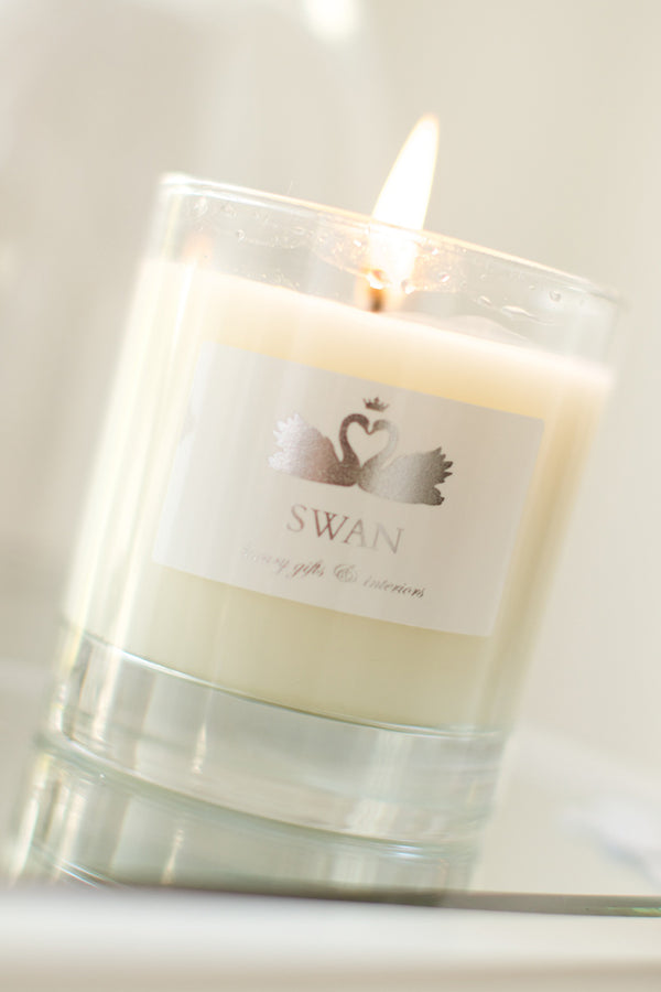 SWAN Boutique Candle - English Pear & Freesia